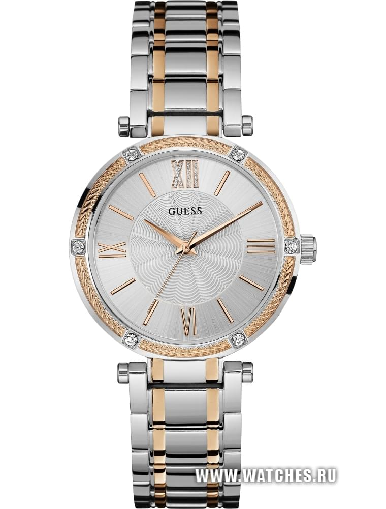 d5b69e27511a Наручные часы Guess W0636L1  купить по низкой цене, фото ...