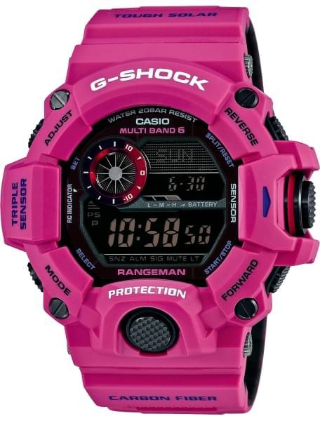 Наручные часы Casio GW-9400SRJ-4E