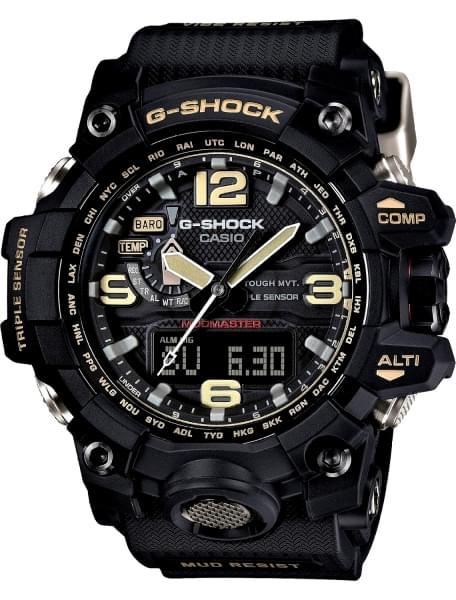 Наручные часы Casio GWG-1000-1A