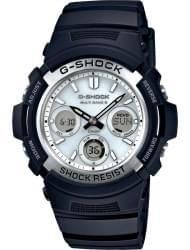 Наручные часы Casio AWG-M100S-7A