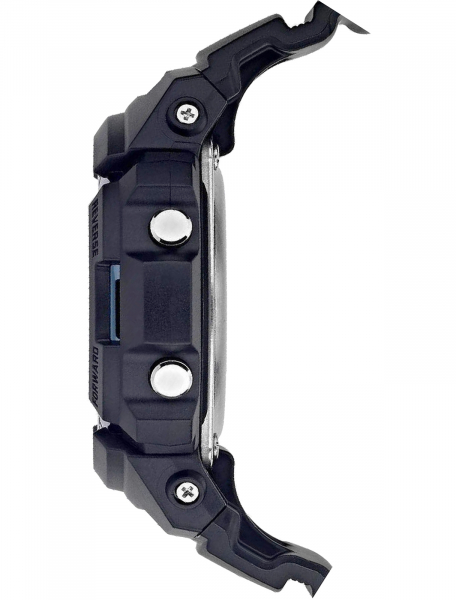 Наручные часы Casio AWG-M100SB-2A - фото сбоку