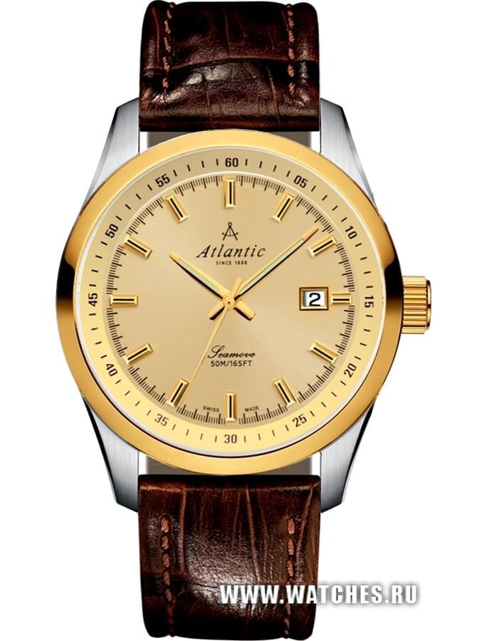 Atlantic: история марки - Купить оригинальные швейцарские