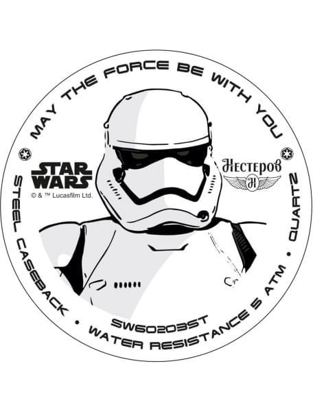 Наручные часы Star Wars by Nesterov SW60203ST - фото № 2
