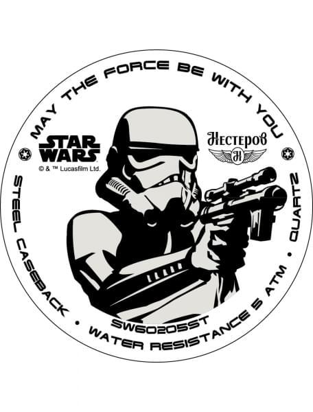 Наручные часы Star Wars by Nesterov SW60205ST - фото № 2