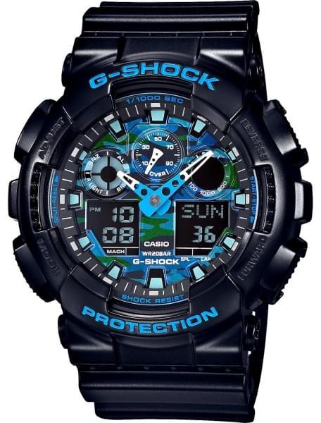 Наручные часы Casio GA-100CB-1A