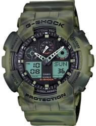 Наручные часы Casio GA-100MM-3A