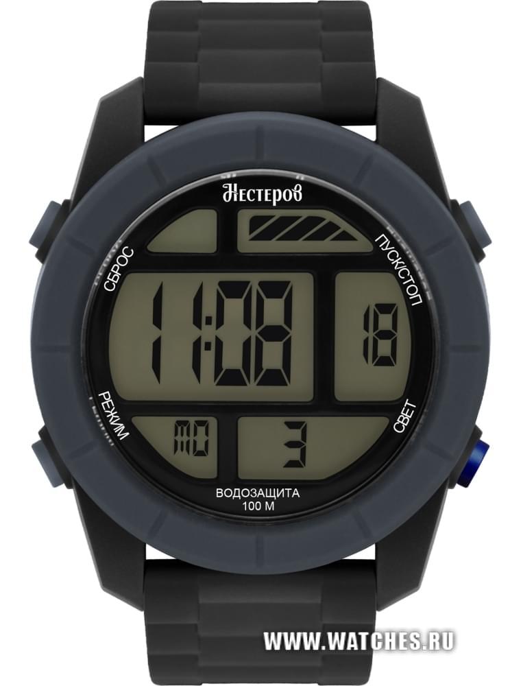 f6ed0ee029df Наручные часы Нестеров H2578A38-16G  купить в Москве и по всей ...