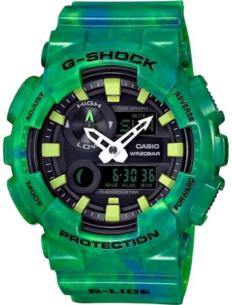 Наручные часы Casio GAX-100MB-3A