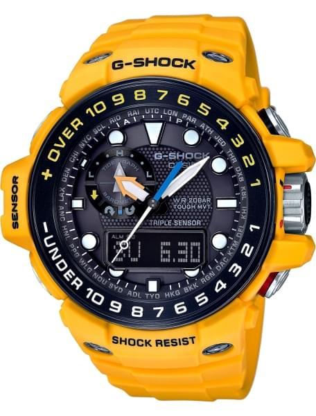Где производят собирают Casio G-Shock? JDM Японская